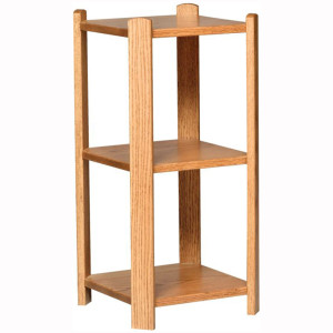 3 Tier Square Stand