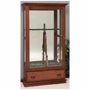 8 Gun Sliding Door Cabinet