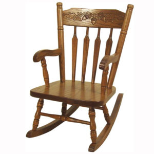 Acorn Childs Rocker