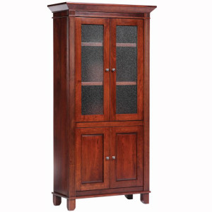 Arlington Bookcase Doors