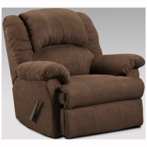 Aruba Chocolate Recliner