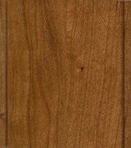 Baywood Cherry stain sample