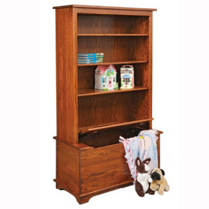 Bookcase Toy Box