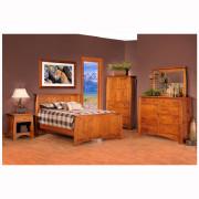 Bordeaux Bedroom