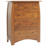 Bordeaux Chest Drawers