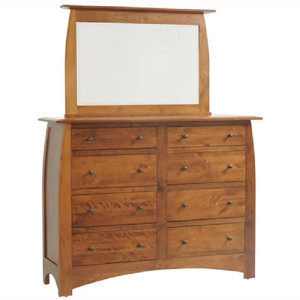 Bordeaux High Dresser