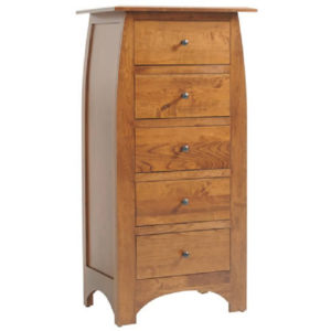 Bordeaux Lingerie Chest