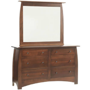 Bordeaux Low Dresser
