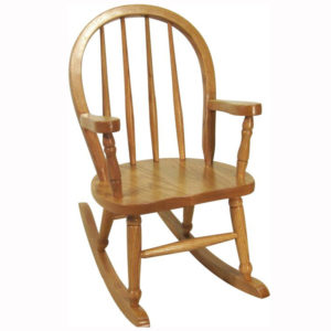 Bow Childs Rocker