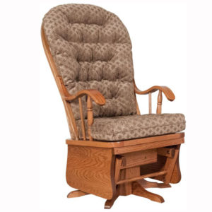 Bowback Swivel Glider