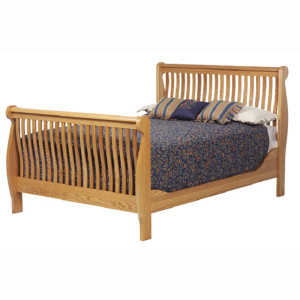 Bridge Bay River Sleigh Bed