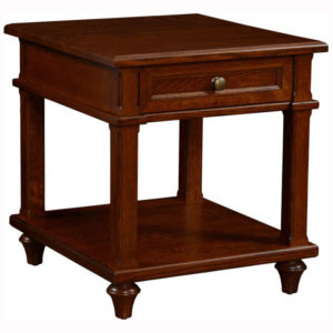 Bridgeport End Table