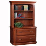 Buckingham Lateral- File Bookshelf