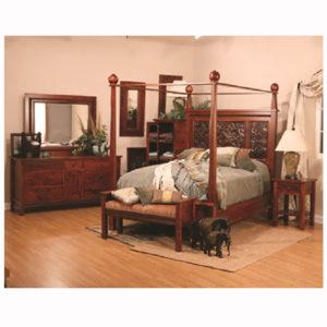 Cabin Creek Bedroom