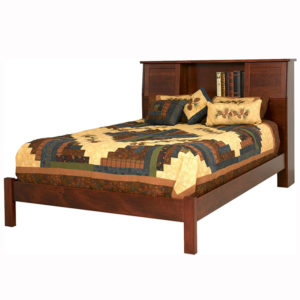 Cabin Creek Bookcase Bed