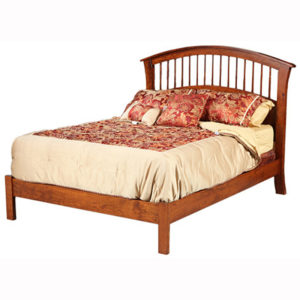 Cabin Creek Rainbow Bed Low Footboard