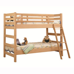 Camp Teton Twin Twin Bunkbed