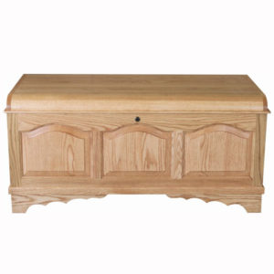 Cathedral Raised Panel Chest Standard