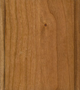 Chestnut Cherry stain sample
