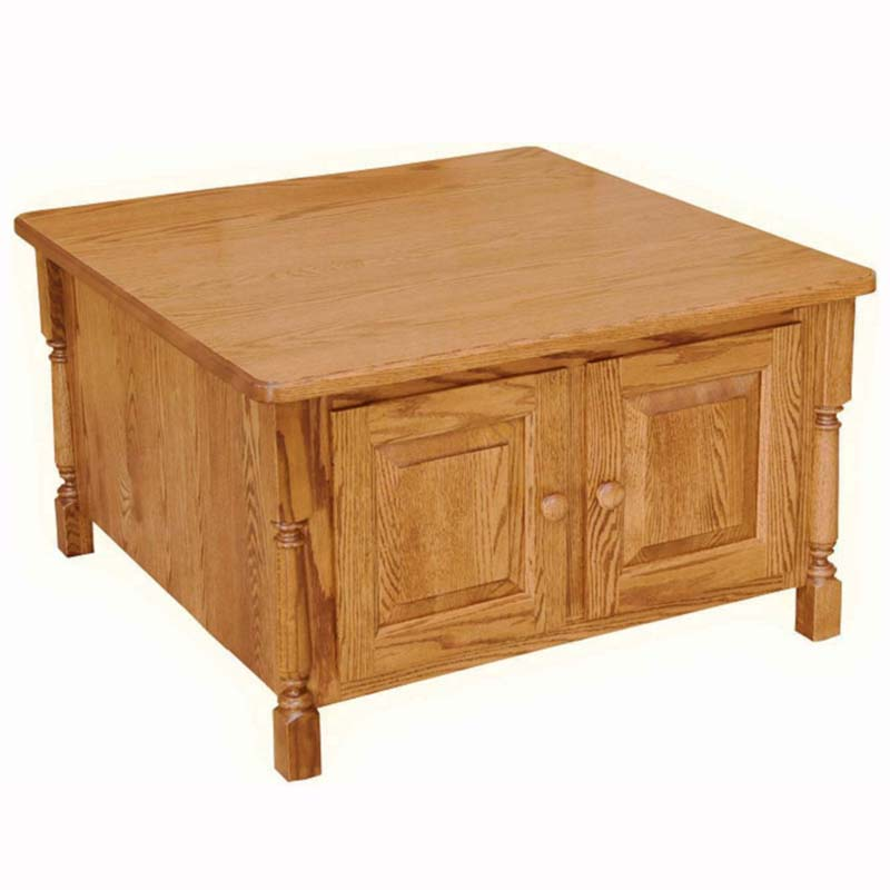 Classic Farmhouse Cocktail Table Home Wood Furniture