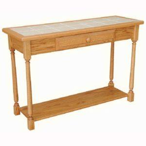 Classic Farmhouse Sofa Table