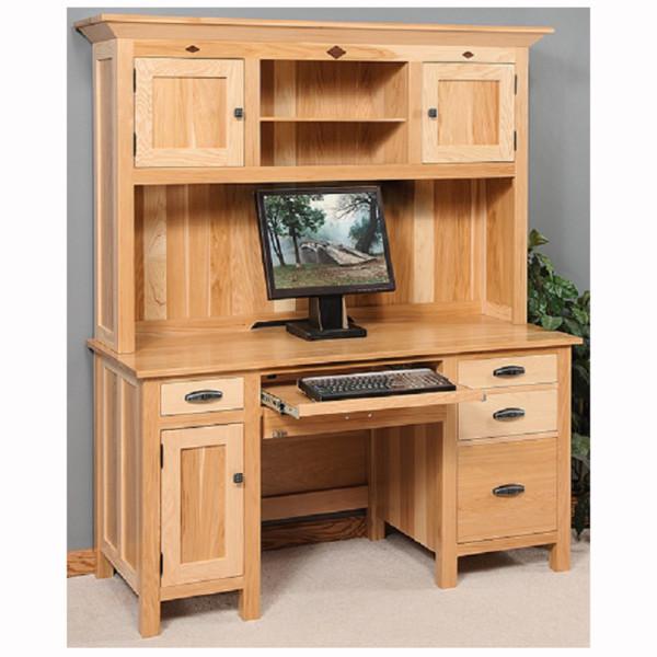 Classic Mission Computer Desk