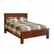 Colonial Queen Bed