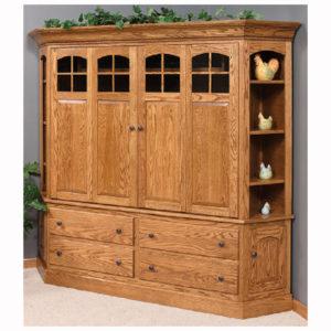 Corner Deluxe TV Cabinet