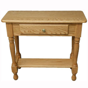 Country Rectangular Sofa Table