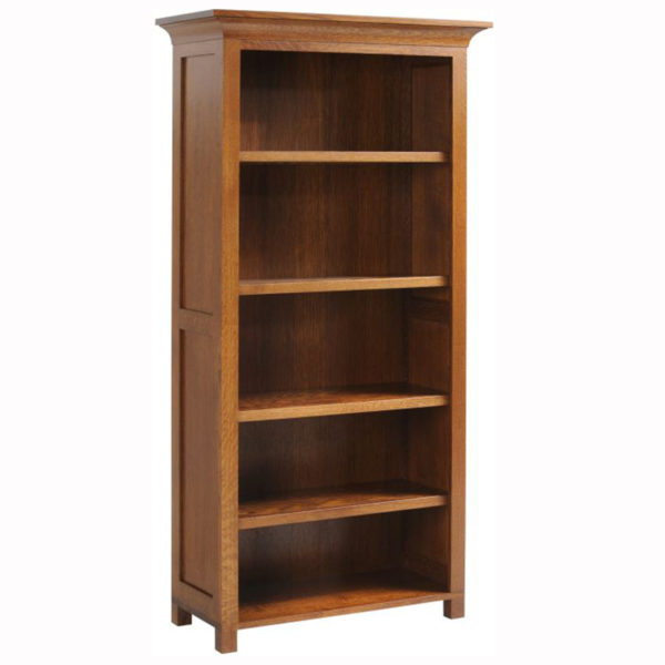 Coventry Mission Bookcase