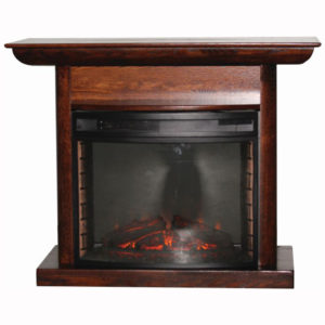 Cozy Glow Deluxe Fireplace