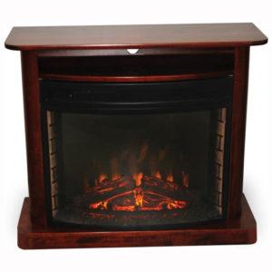 Cozy Glow Fireplace