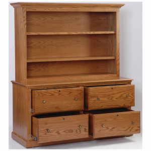 Credenza Bookcase
