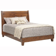 Crossan Sleigh Bed