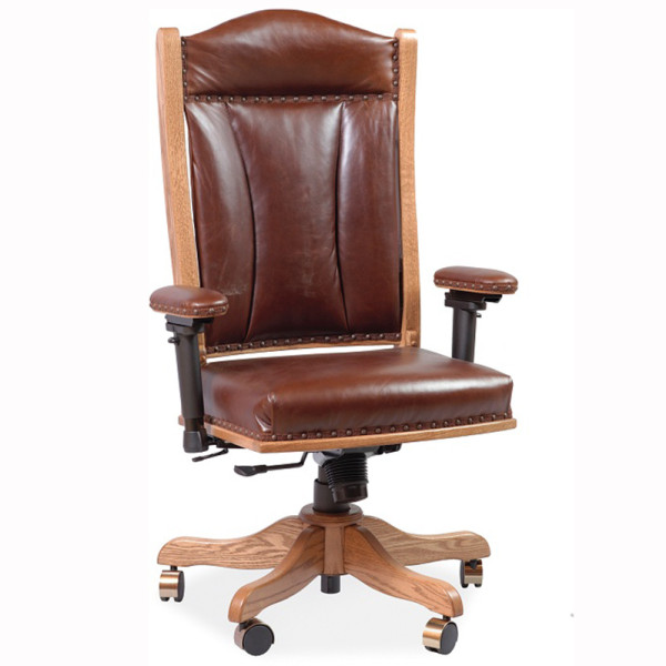 Desk Chair Adjustable Arms