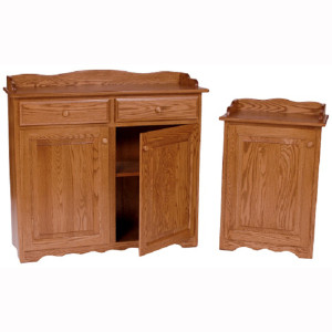 Double Dry Sink Drawer Dry Sink