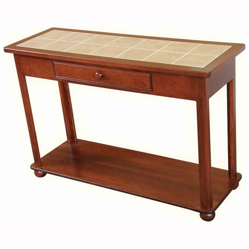 Dover Castle Sofa Table Home Wood Furniture
