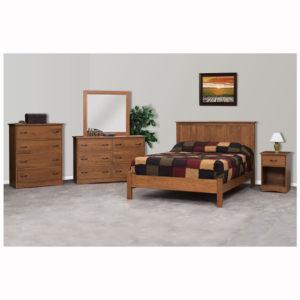 Dutch Standard Bedroom