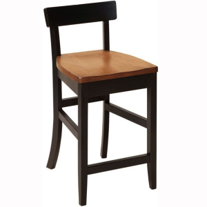 Eddison 24 Stationary Bar Stool