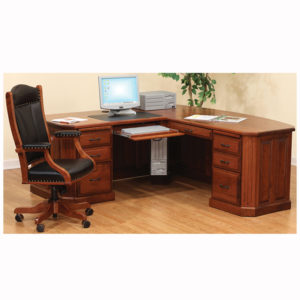Fifth Avenue Executive Corner Desk