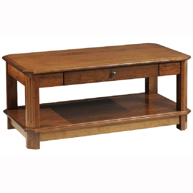 Franchi Coffee Table Home Wood Furniture
