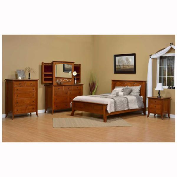 Galveston Bedroom