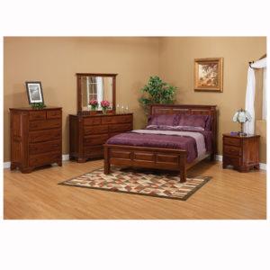 Georgian Bedroom