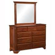 Georgian Tall Dresser