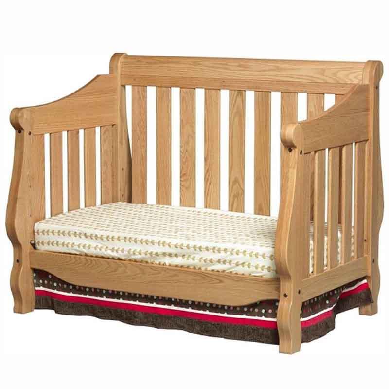 Heirloom Crib Home Wood Furniture