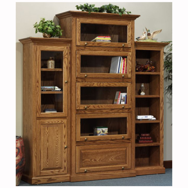 Highland Bookcase Wall Unit