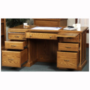 Highland Executive Desk