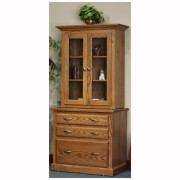 Highland File Cabinet Hutch