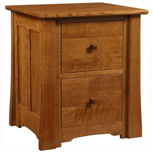 Jamestown Two Drawer File
