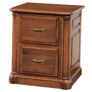 Jefferson Two Drawer File